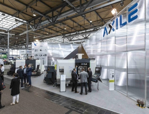 AXILE show smart manufacturing at EMO 2019